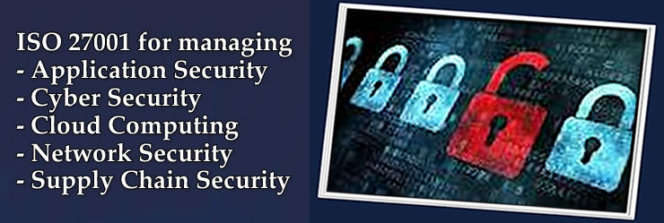 A range of ISO 27001 training options is available